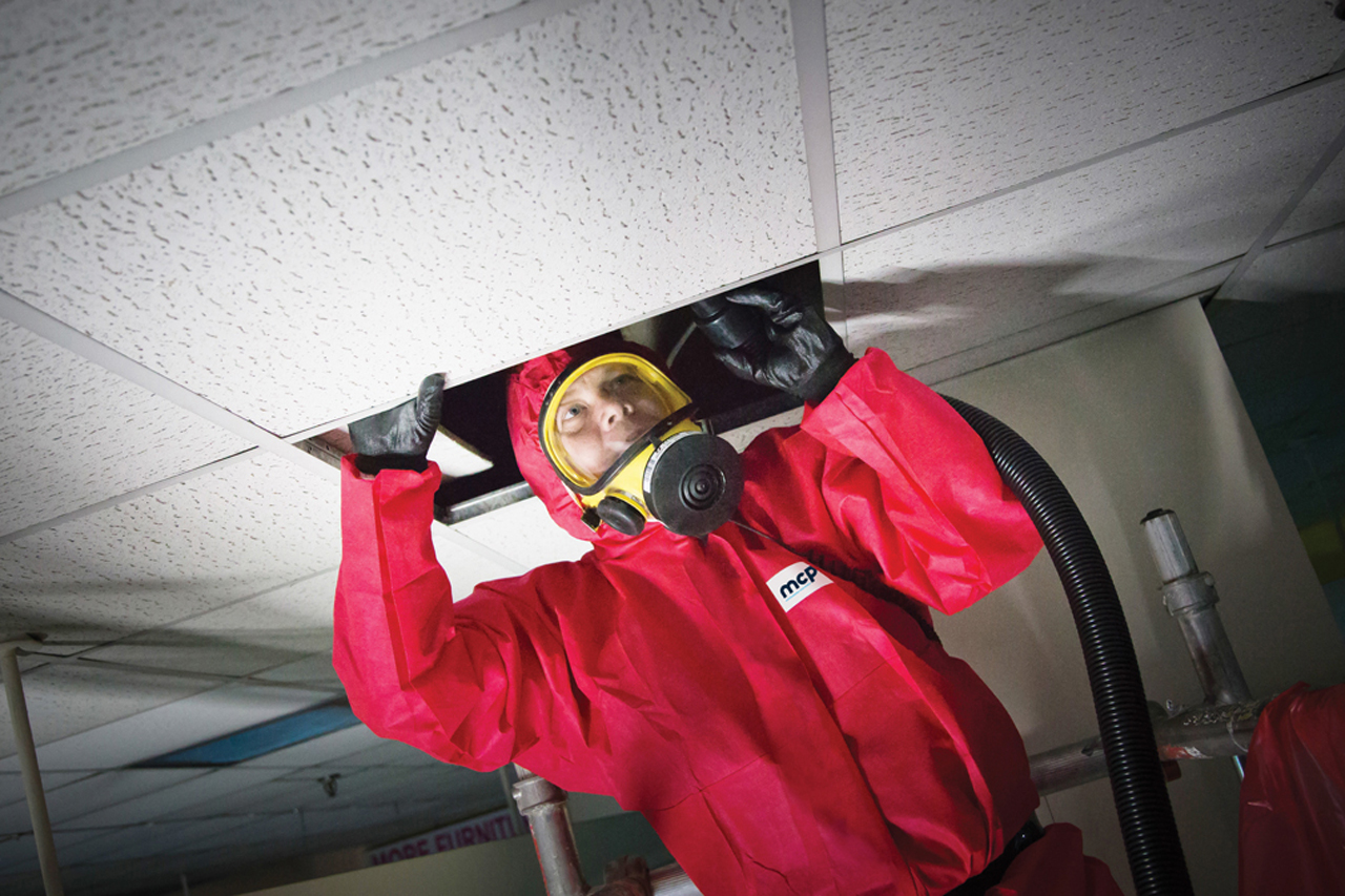 Asbestos Removal and Encapsulation